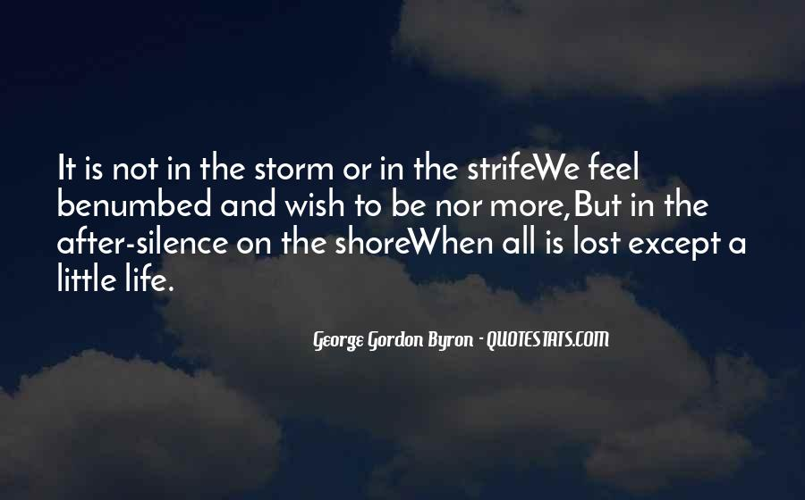 Quotes About Life After The Storm #192129