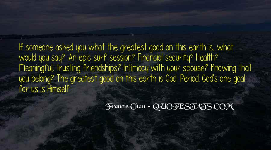 Quotes About Someone Not Trusting You #52831