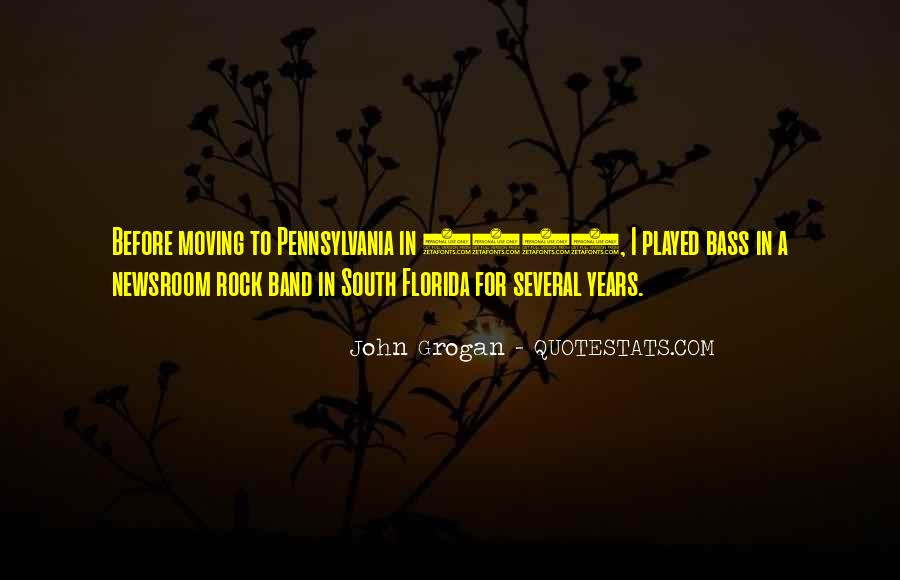Quotes About South Florida #1788726