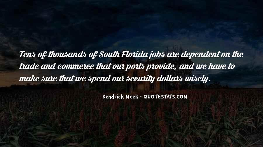 Quotes About South Florida #206339