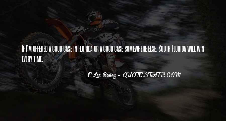 Quotes About South Florida #617265