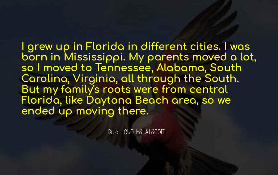 Quotes About South Florida #870012