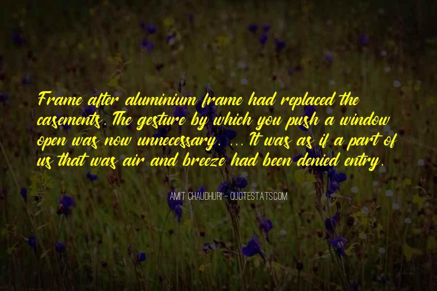 Aluminium's Quotes #1530039
