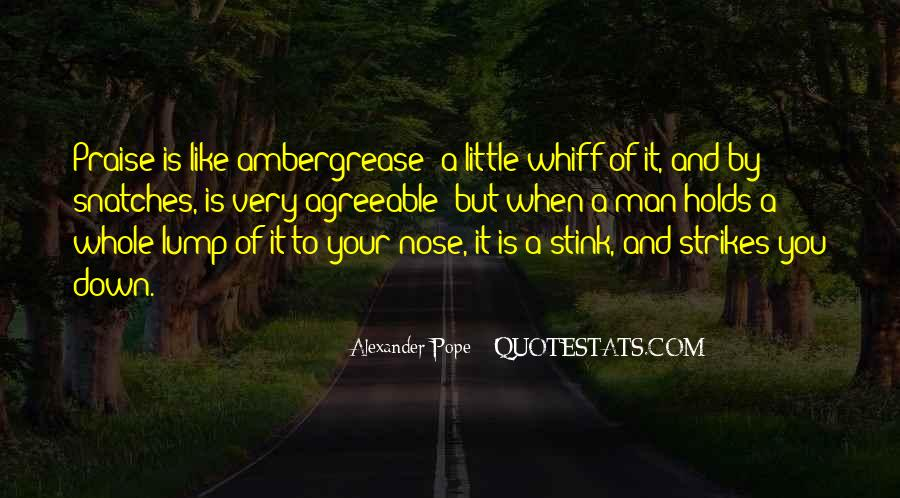 Ambergrease Quotes #786535