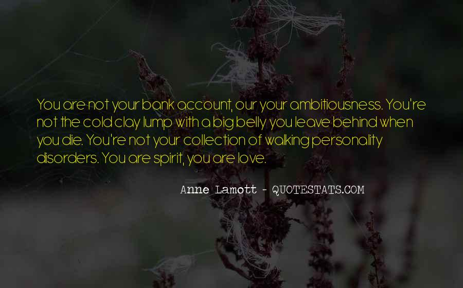 Ambitiousness Quotes #1836368