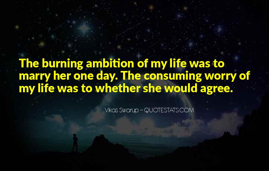 Ambitiousness Quotes #821980