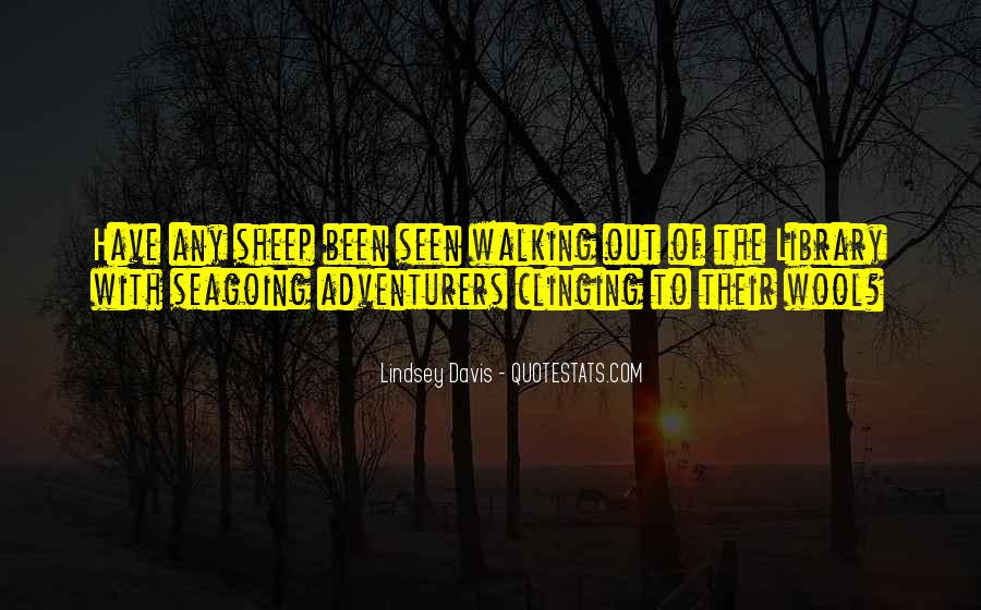 Quotes About Clinging #482165