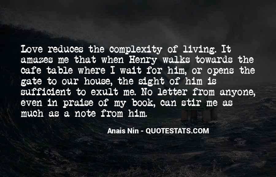 Anais's Quotes #58048