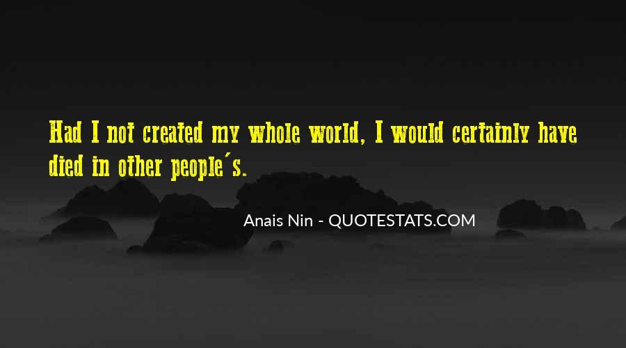 Anais's Quotes #912829