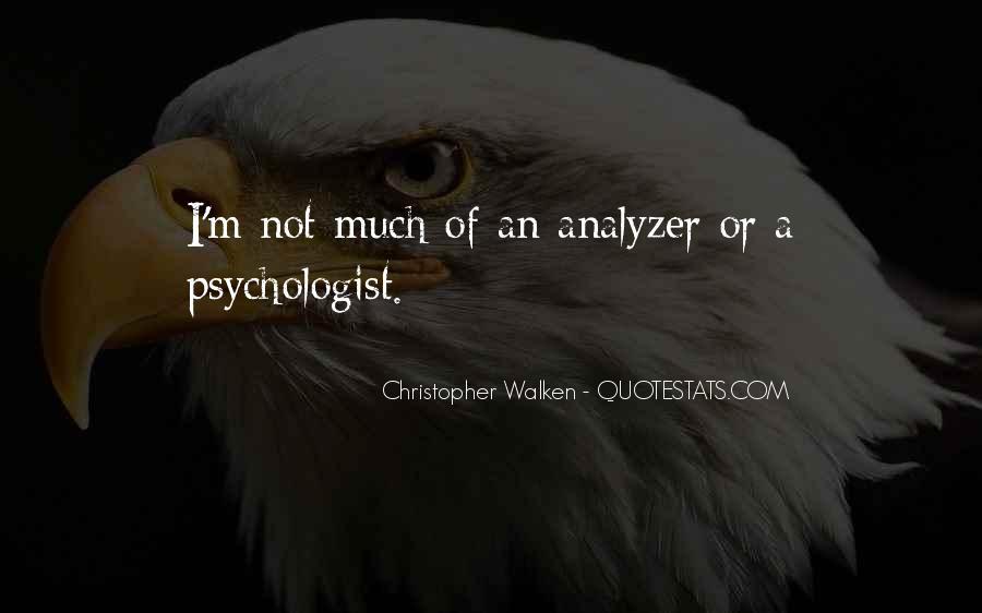 Analyzer Quotes #1865352