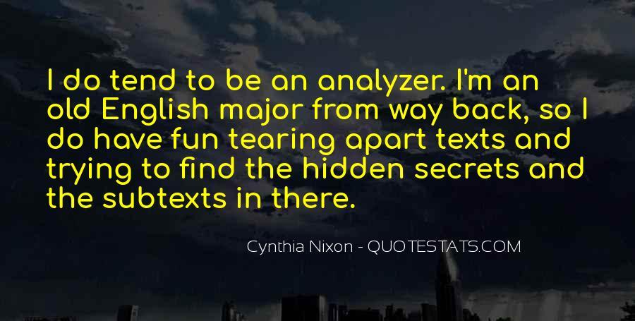 Analyzer Quotes #327959