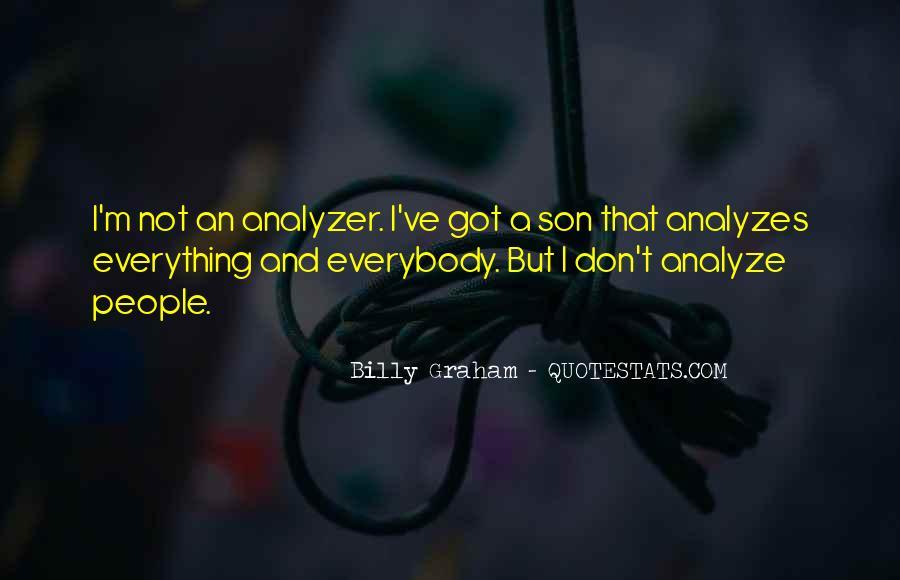 Analyzer Quotes #692137