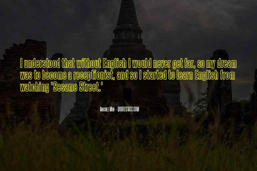 Anchee Quotes #1090756