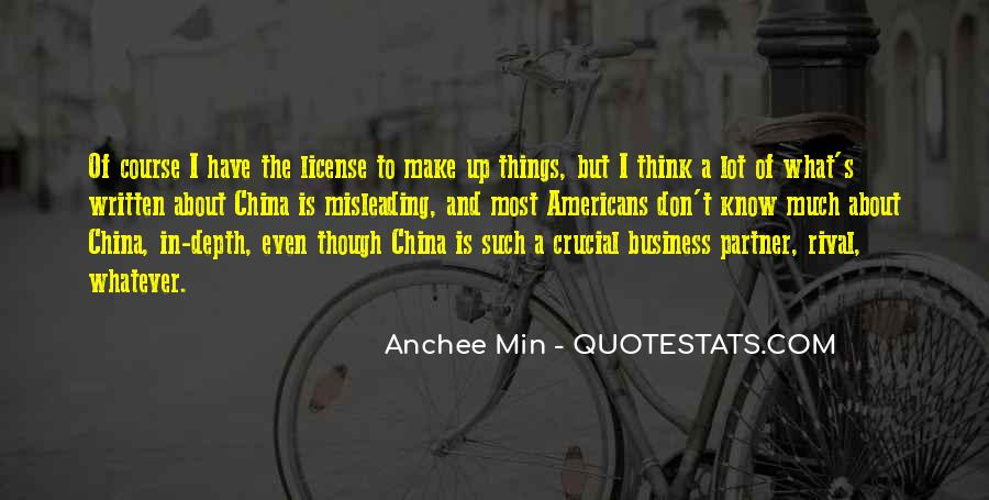 Anchee Quotes #1745968