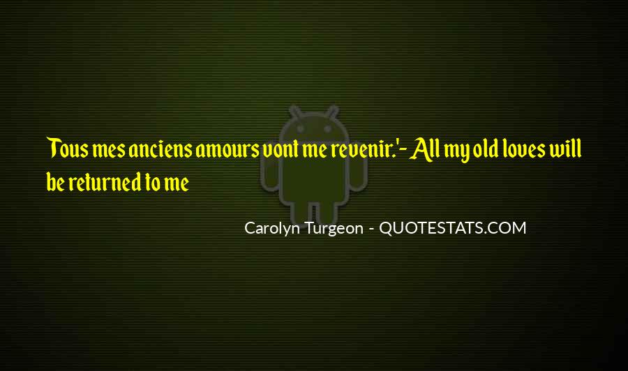 Anciens Quotes #1678679
