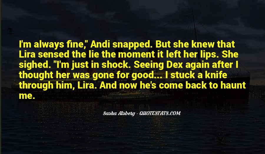 Andi Quotes #231080