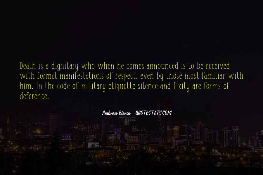 Announced Quotes #135654