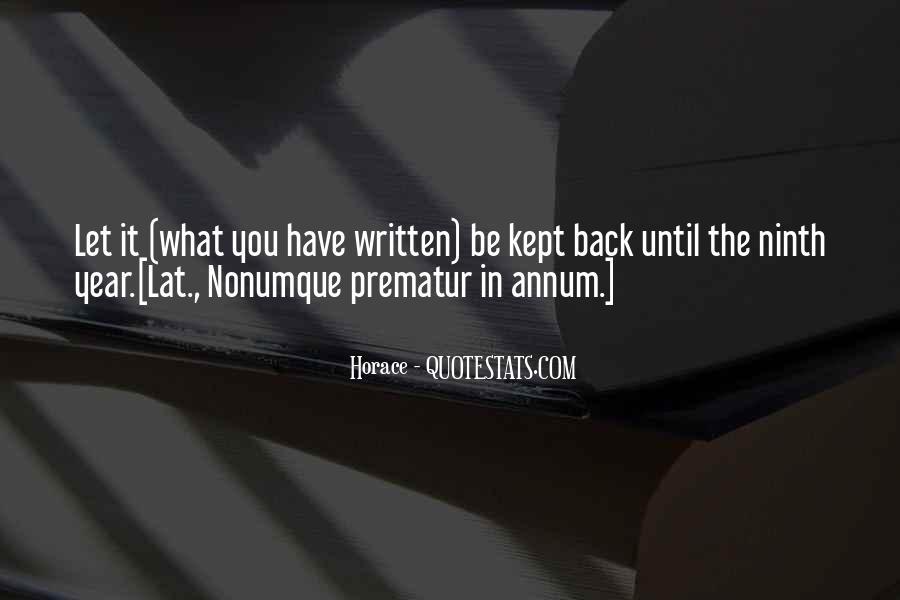 Annum Quotes #359430