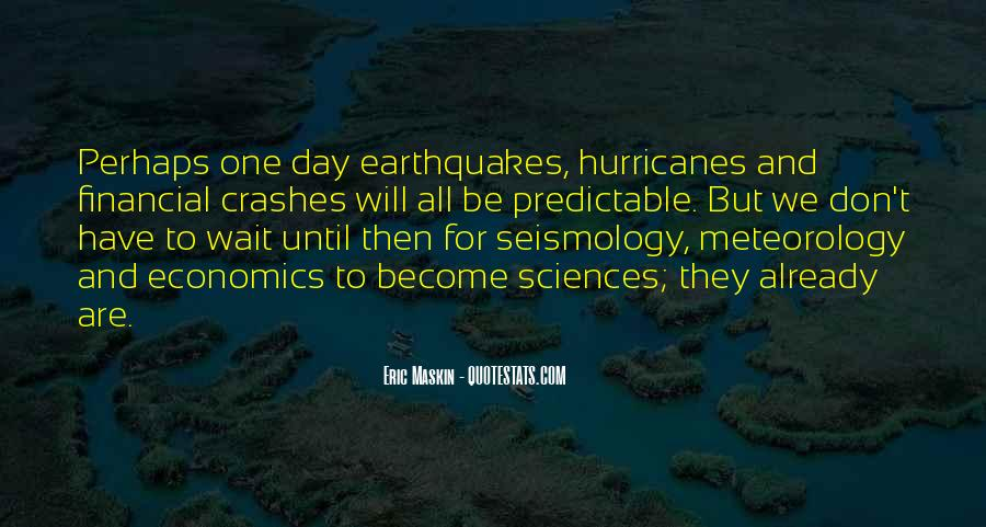 Quotes About Meteorology #1302518