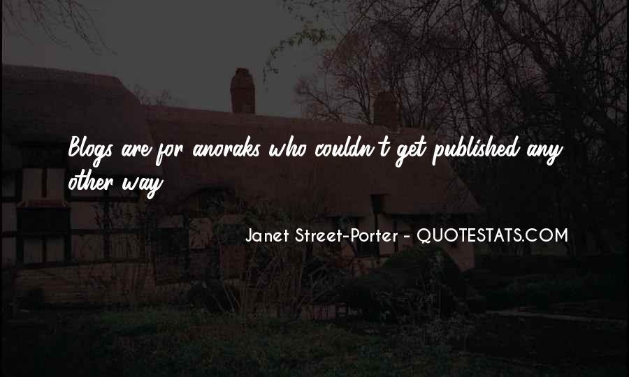 Anoraks Quotes #649200