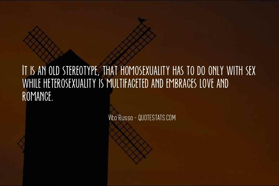 Quotes About Heterosexuality #1019881