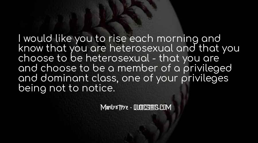 Quotes About Heterosexuality #1066103