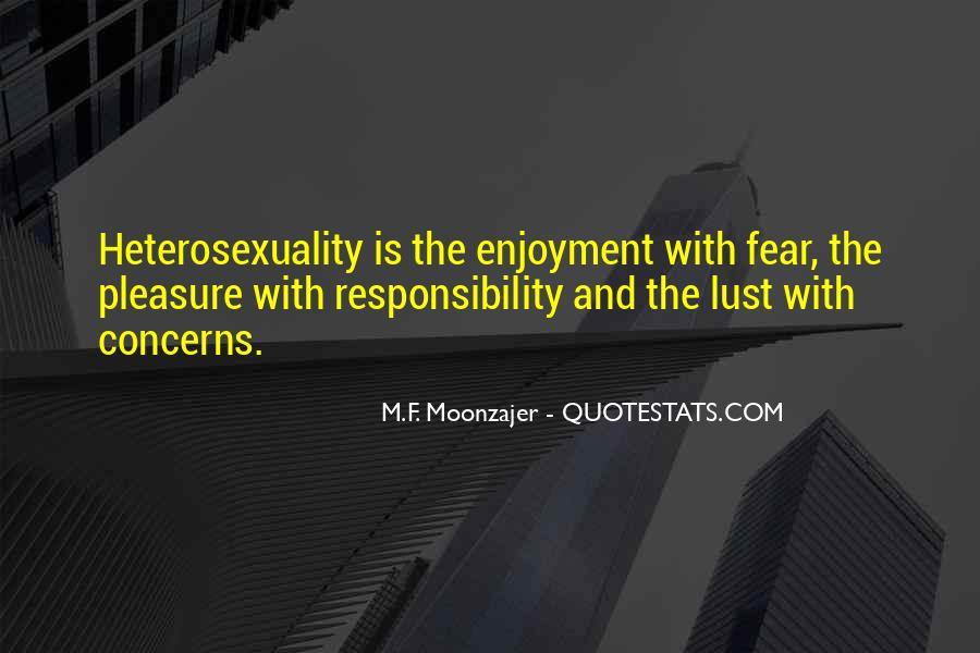 Quotes About Heterosexuality #1514894