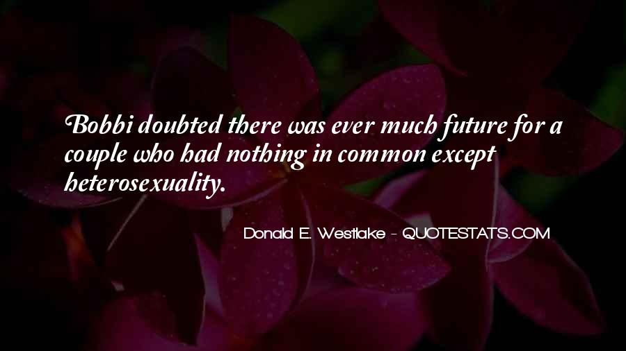 Quotes About Heterosexuality #1592343