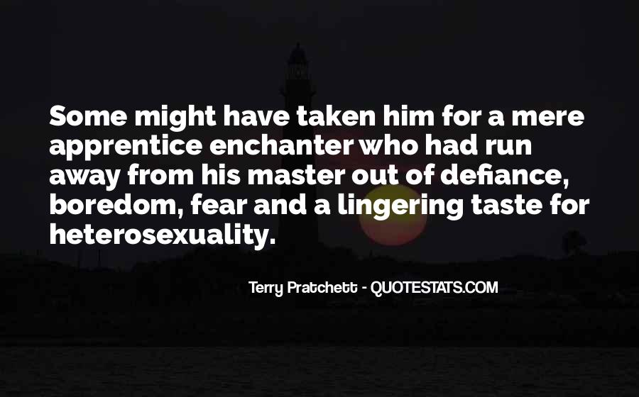 Quotes About Heterosexuality #599543