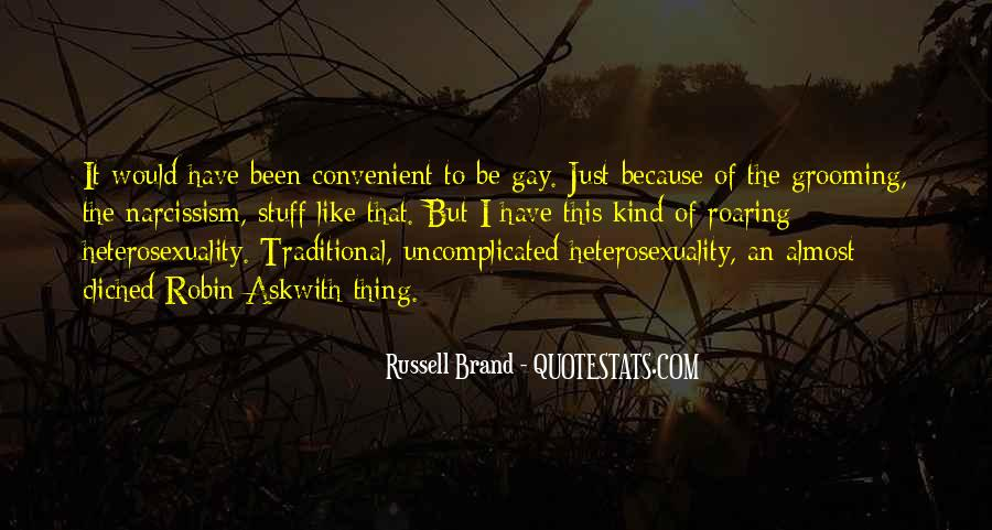 Quotes About Heterosexuality #866662