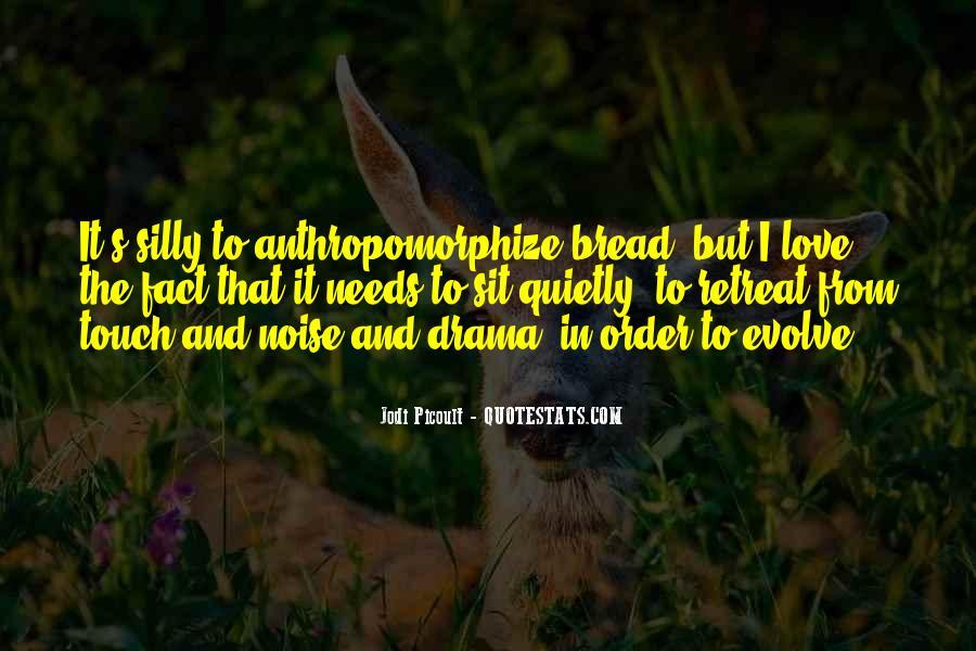 Anthropomorphize Quotes #1165467