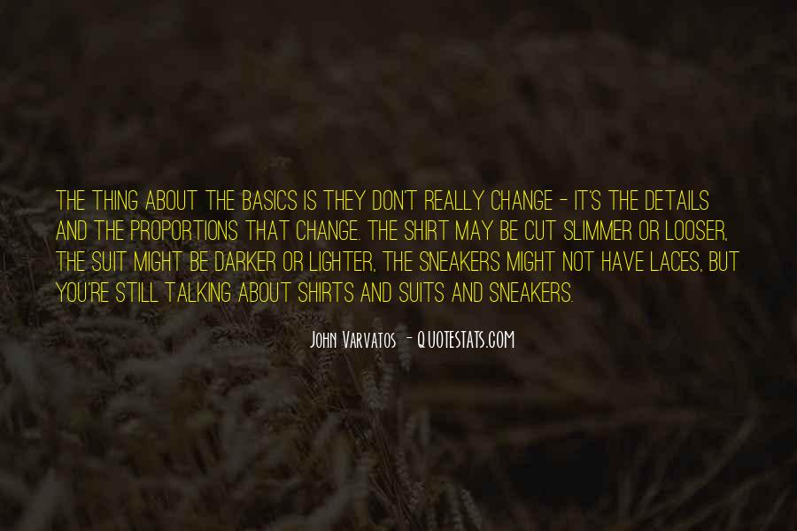 Quotes About Doing The Basics Well #102999