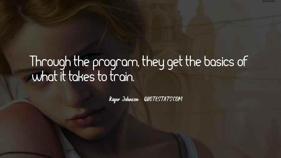 Quotes About Doing The Basics Well #23964