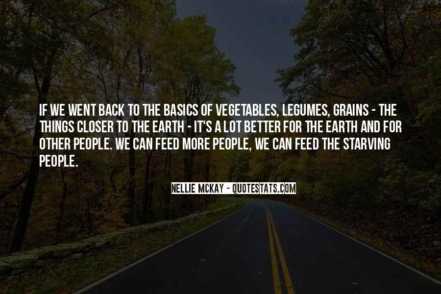 Quotes About Doing The Basics Well #264734