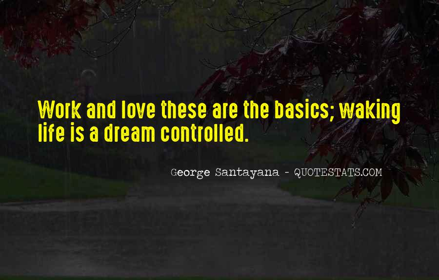 Quotes About Doing The Basics Well #54177