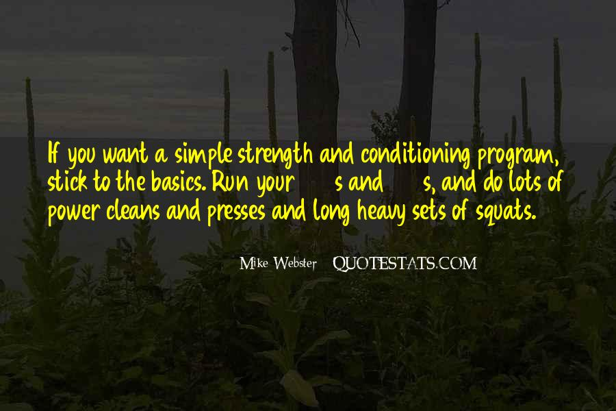 Quotes About Doing The Basics Well #92013