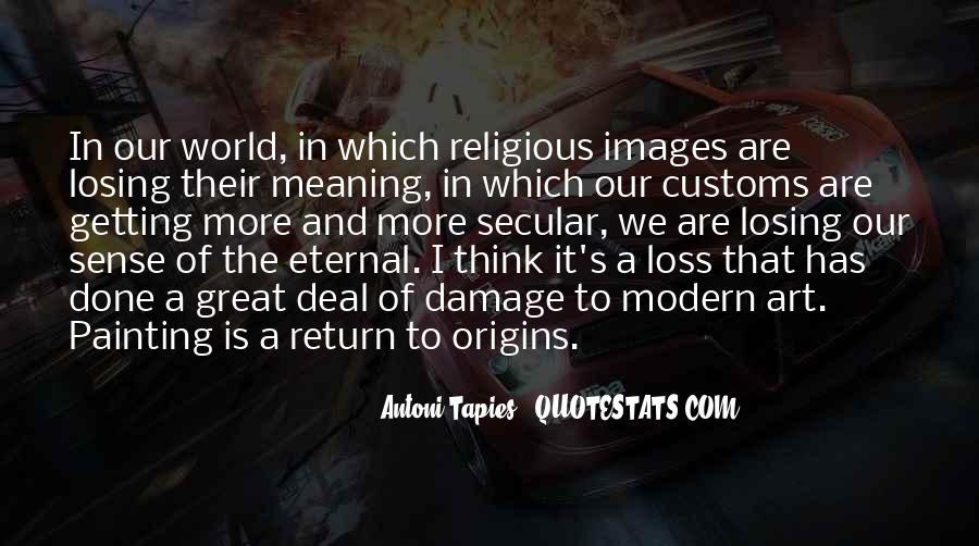 Antoni Quotes #1133229