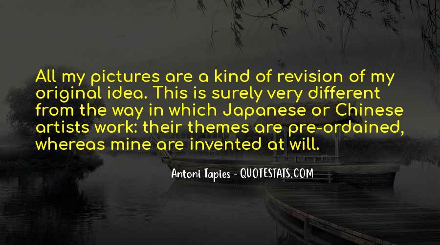 Antoni Quotes #1202588