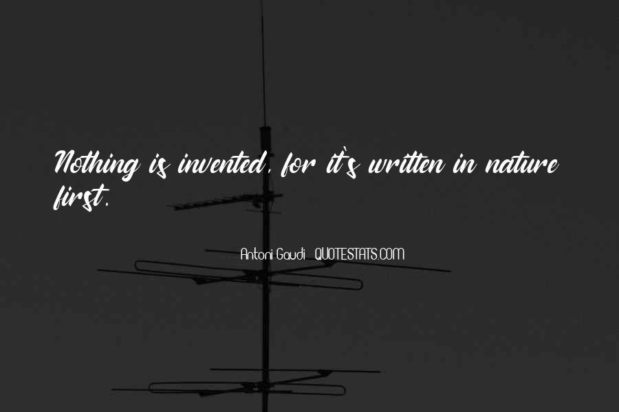 Antoni Quotes #1205897