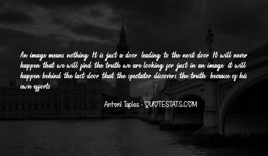 Antoni Quotes #1257855