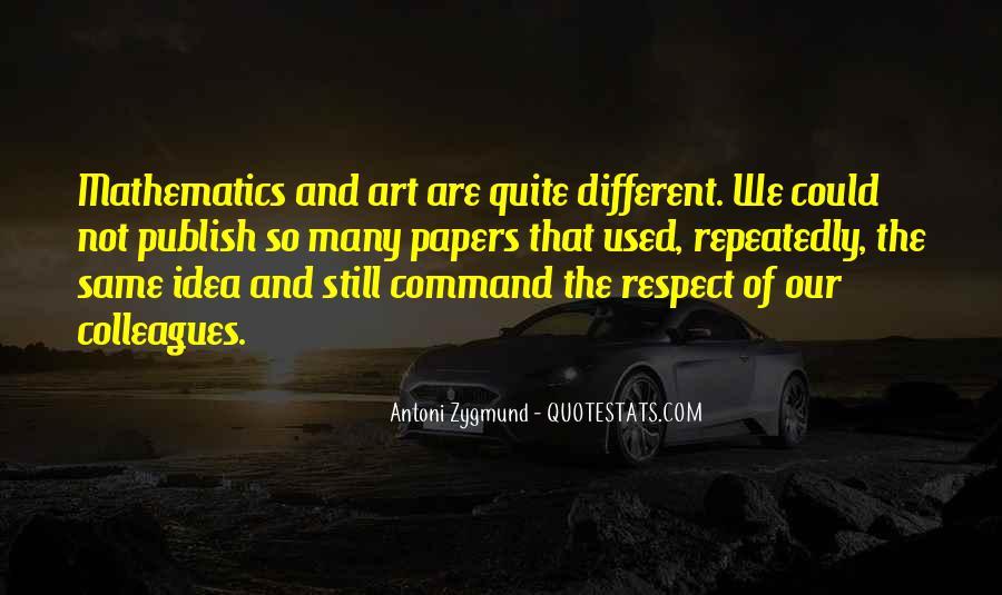 Antoni Quotes #1490750
