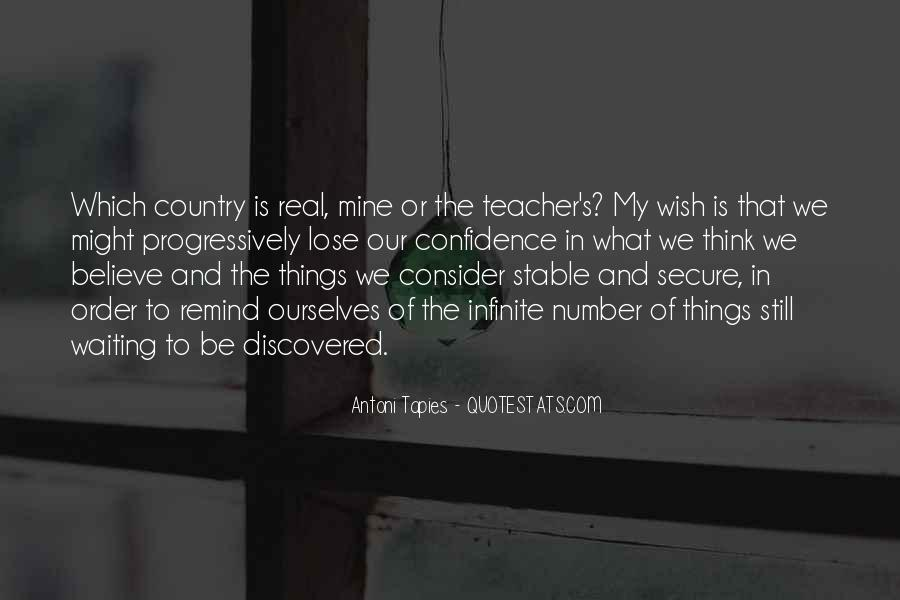 Antoni Quotes #356499