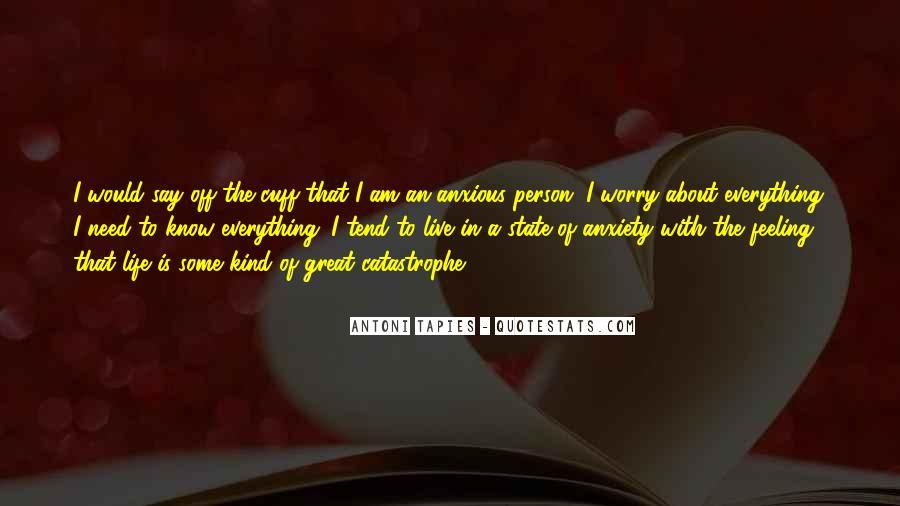 Antoni Quotes #506078