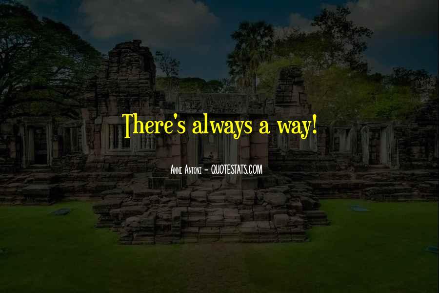 Antoni Quotes #523756