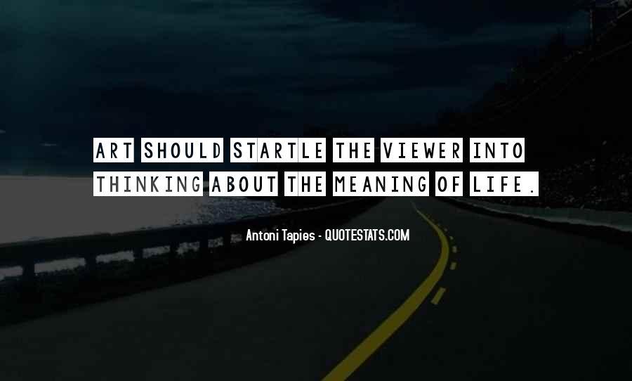 Antoni Quotes #764237