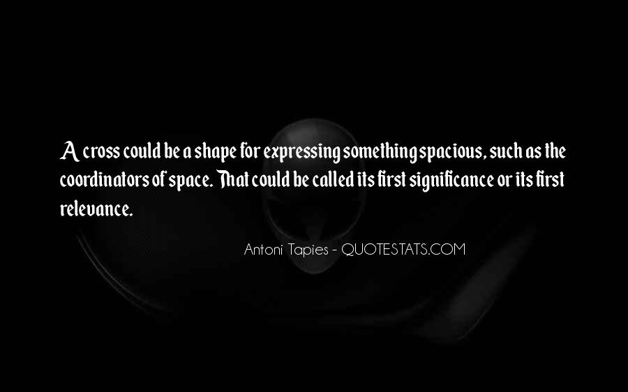 Antoni Quotes #776107