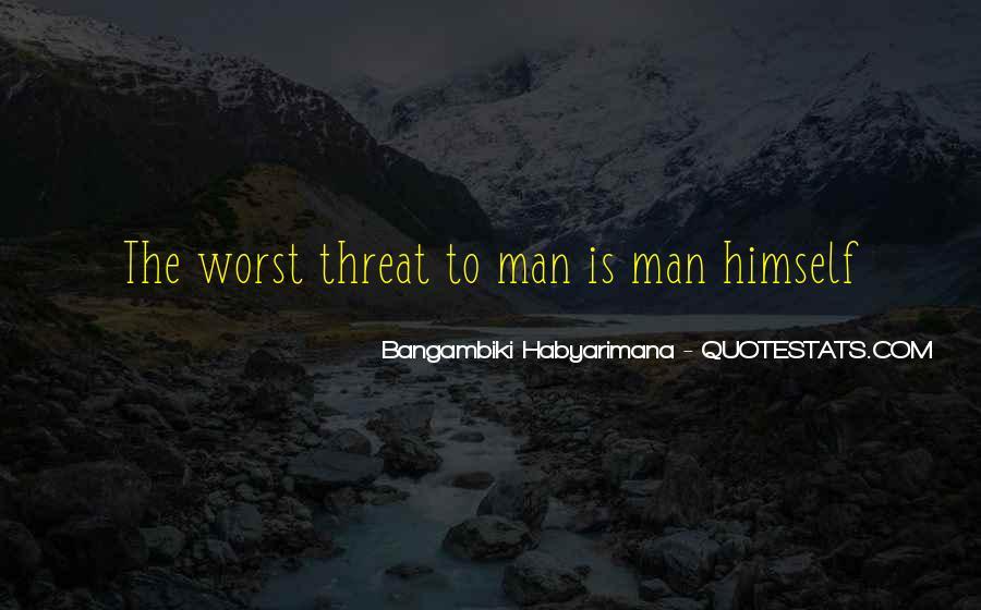 Quotes About Self Destruction #246360