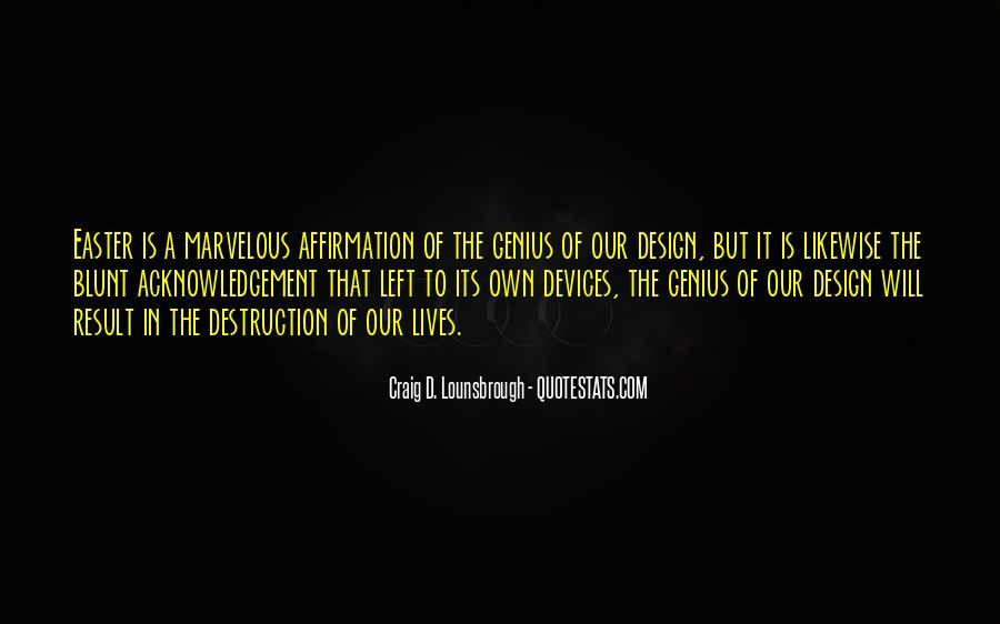 Quotes About Self Destruction #472848