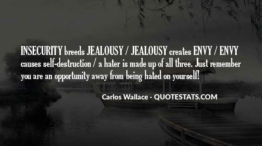Quotes About Self Destruction #735089