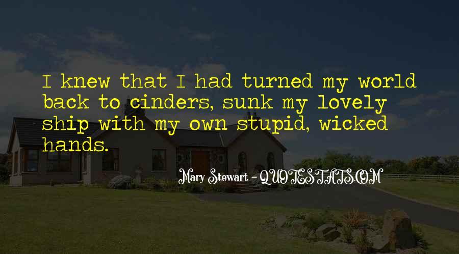 Quotes About Self Destruction #873860